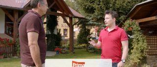 Vytápění rekreačních objektů – TV Prima