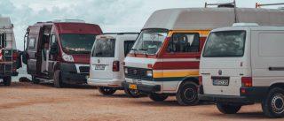 Propan butan při cestování karavanem