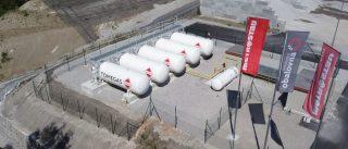 Zdrojem energie kapalný propan-butan
